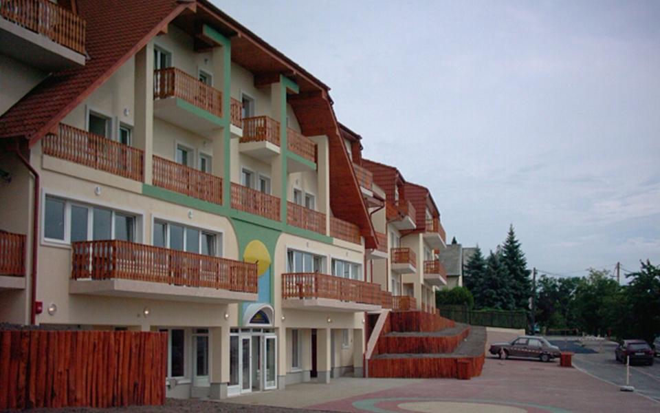 Heim in Érd, Árpád Strasse